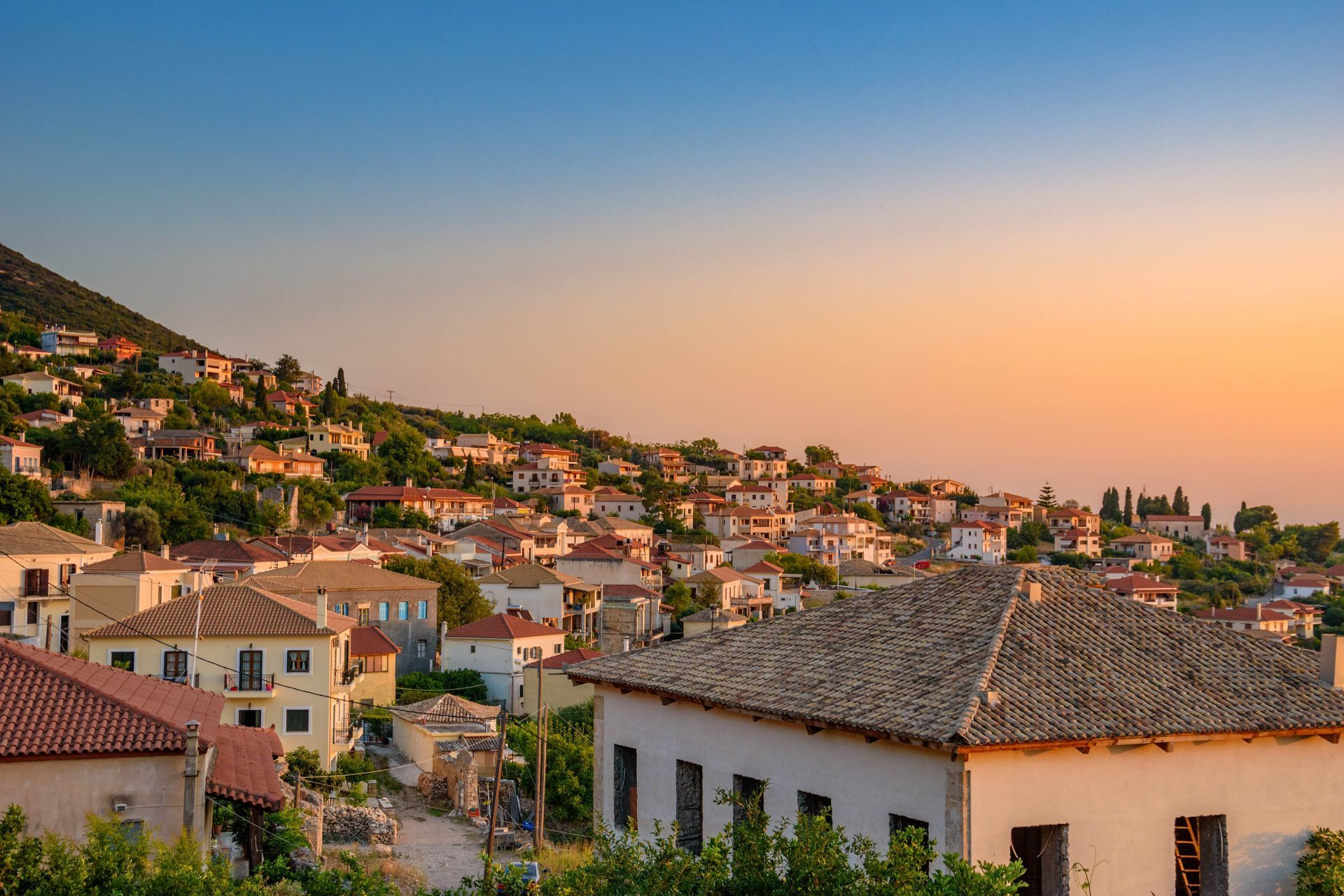 Accommodation and hotels in Kyparissia