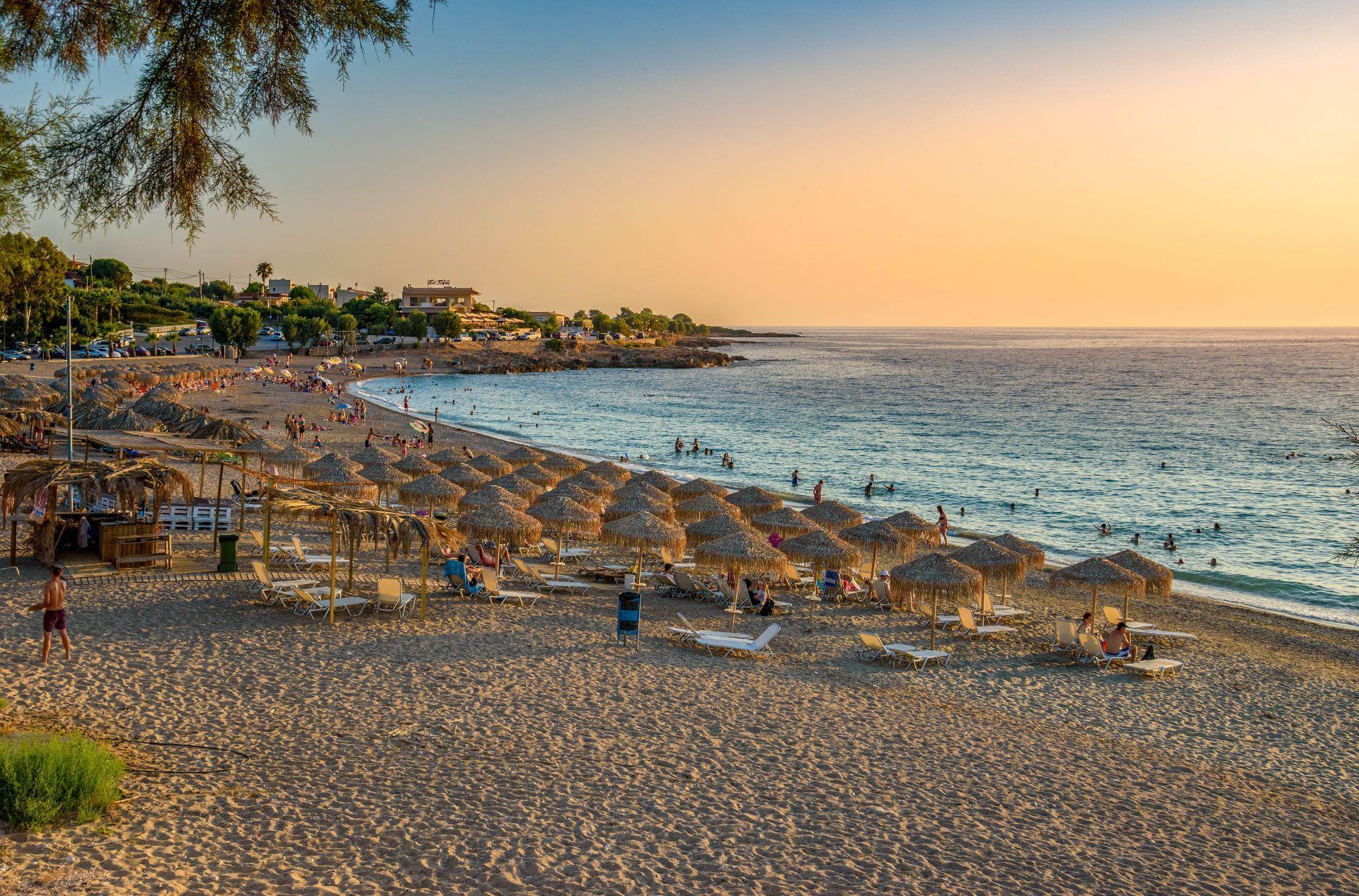 Kyparissia: Beaches