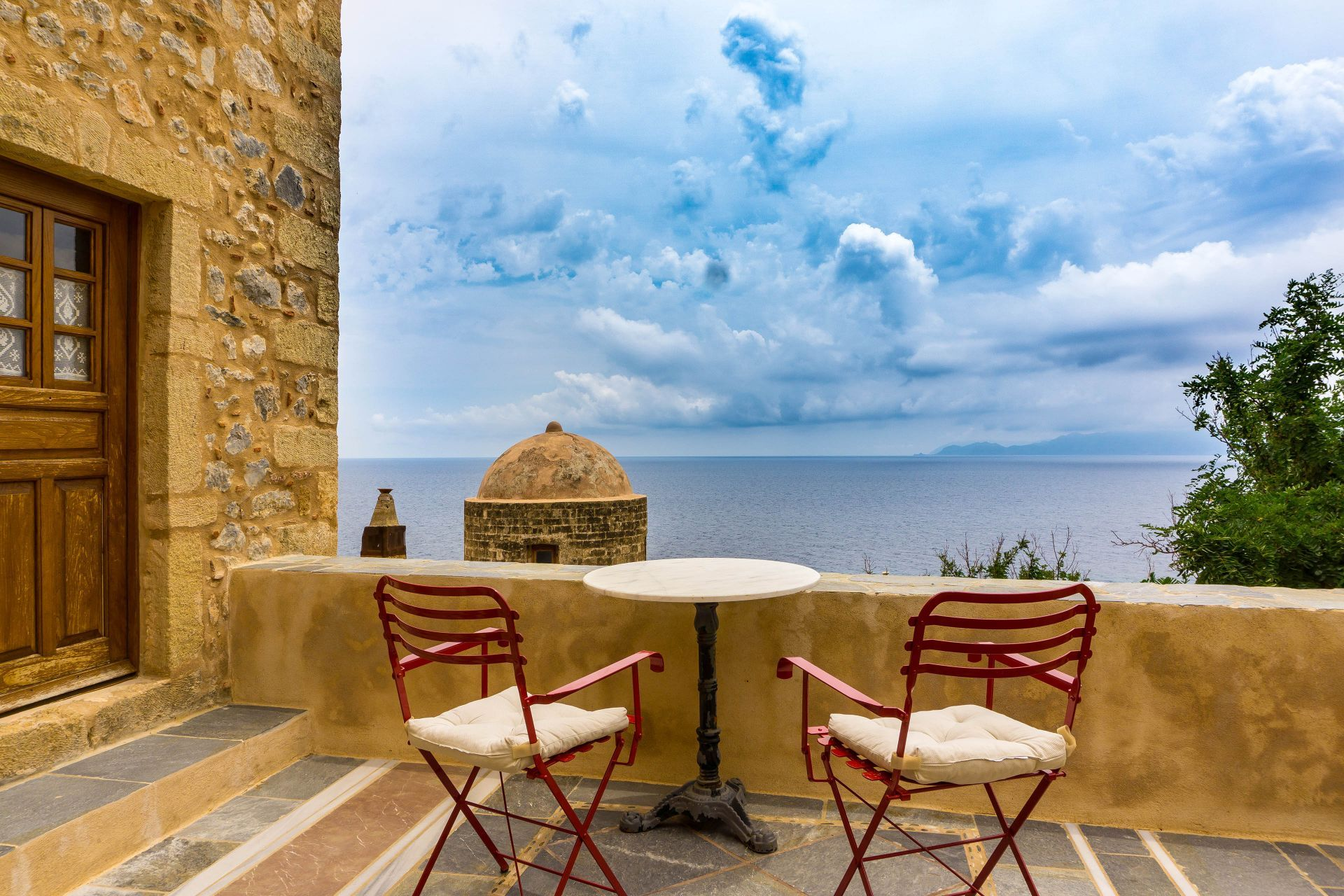 Accommodation and hotels in Monemvasia