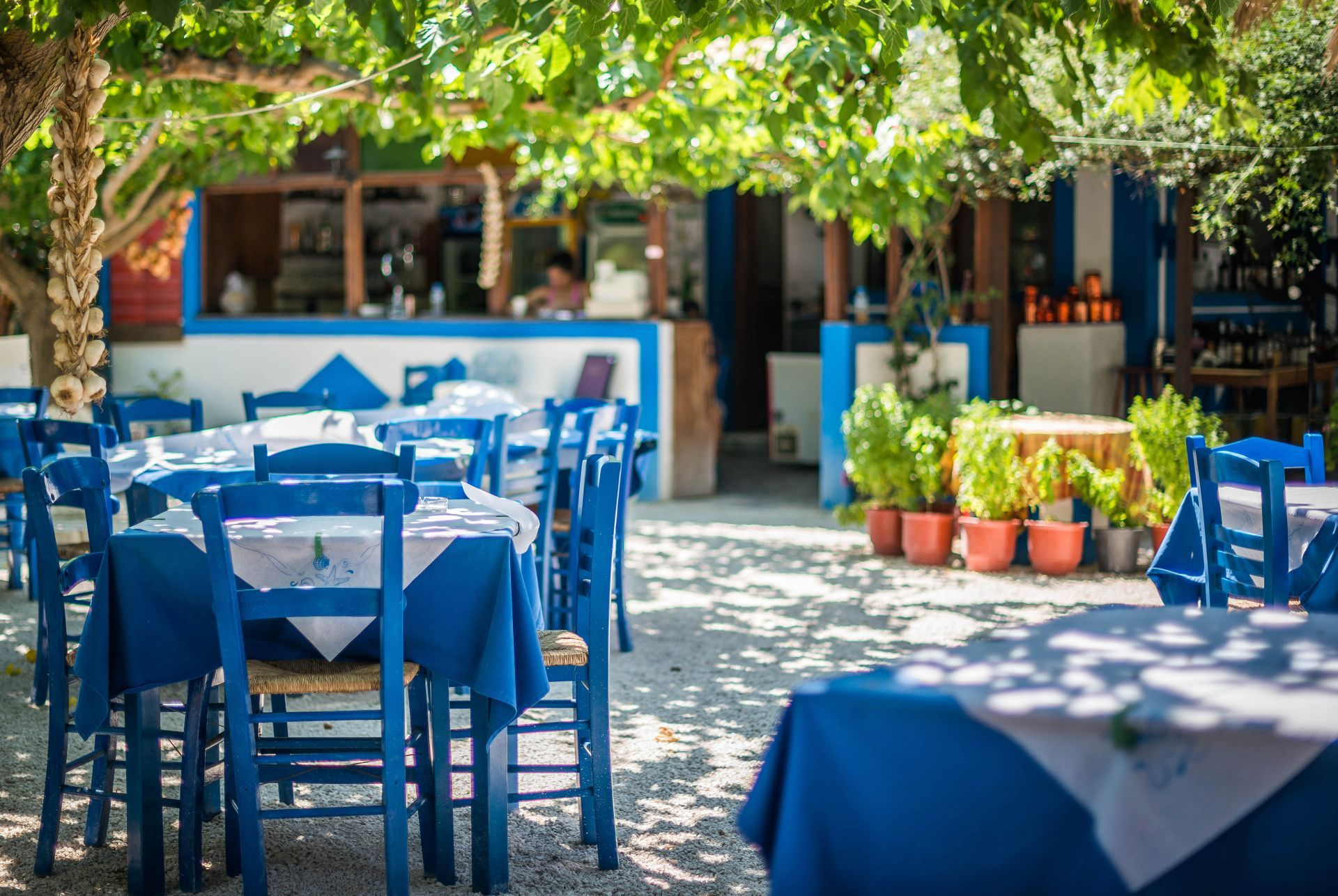 Restaurants in Mycenae