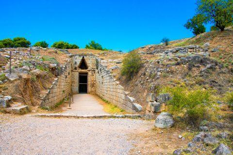 The Tomb of Clytemnestra