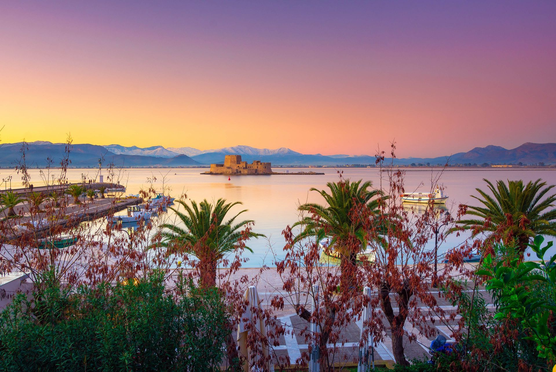 Accommodation and hotels in Nafplion
