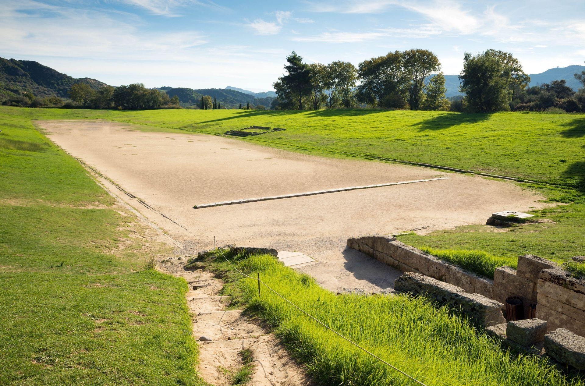 Olympia: Ancient Stadium