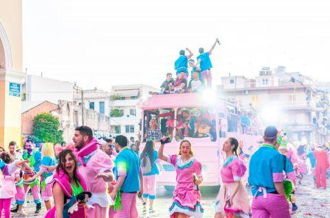 The Carnival of Patra.