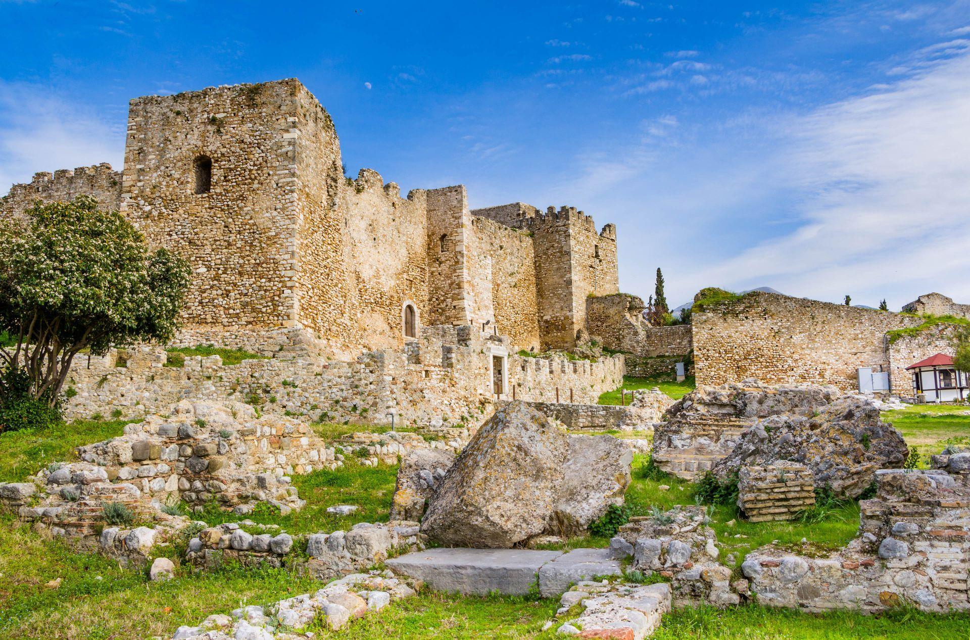Patra: Medieval castle
