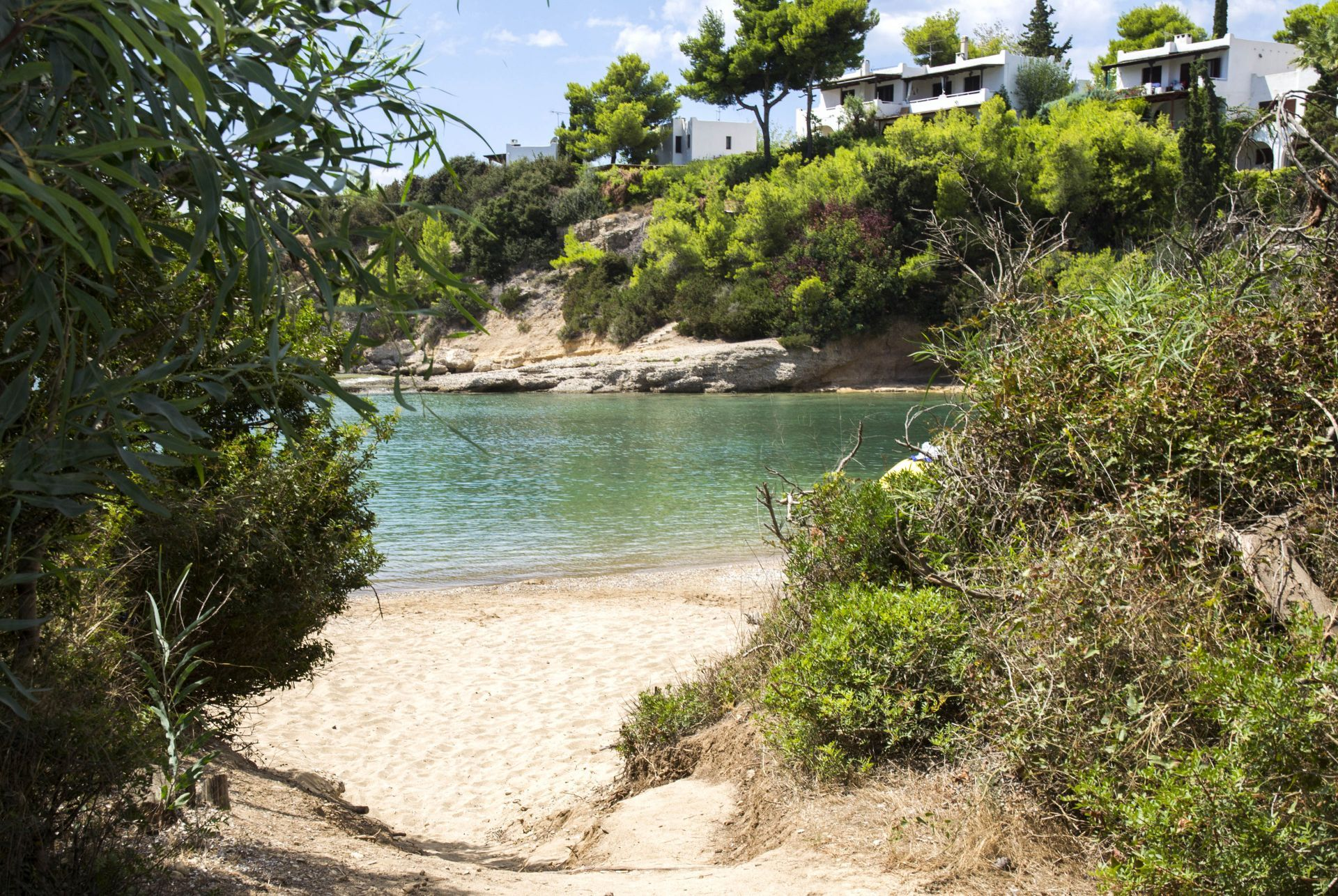 Accommodation and hotels in Porto Heli