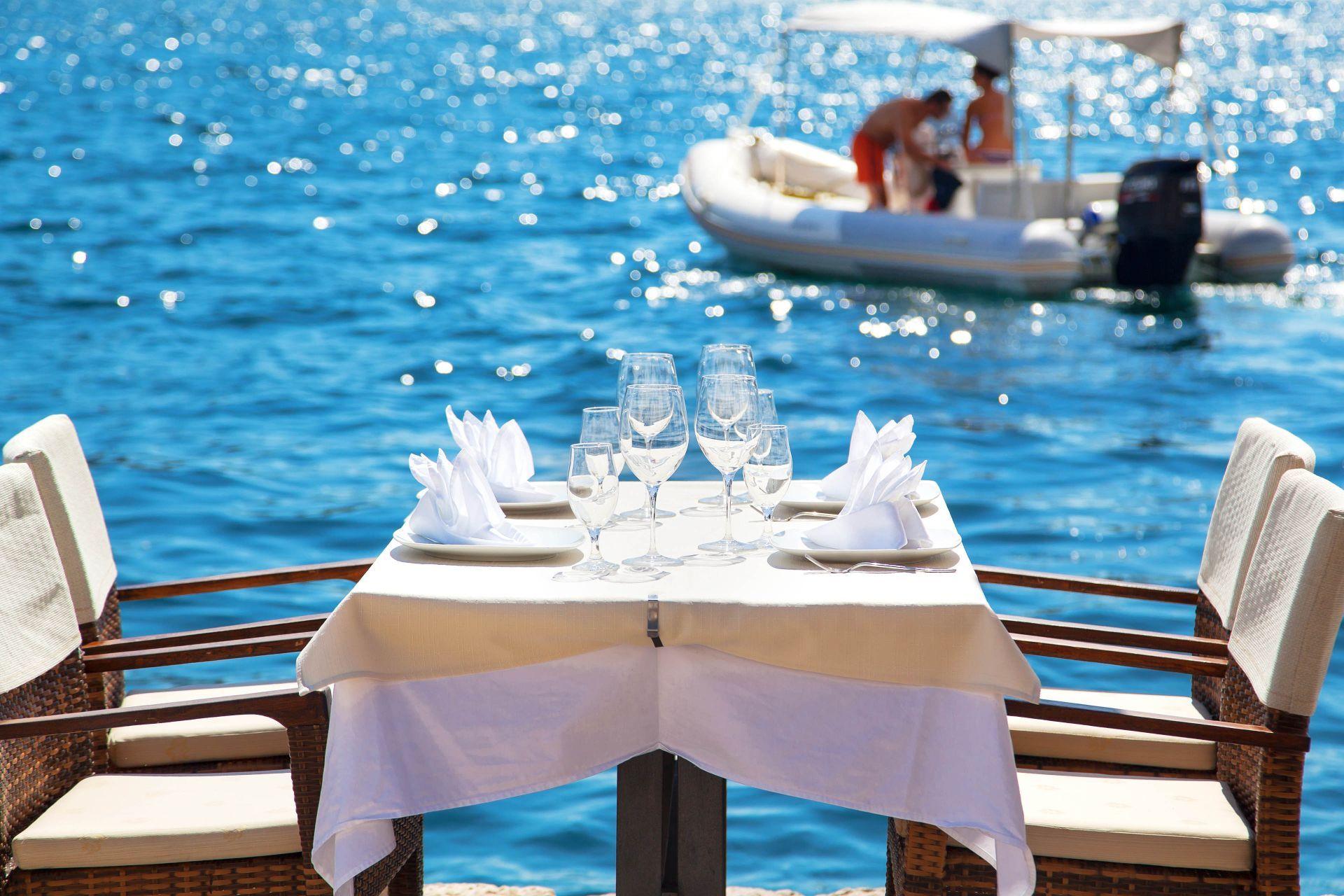 Restaurants in Porto Heli
