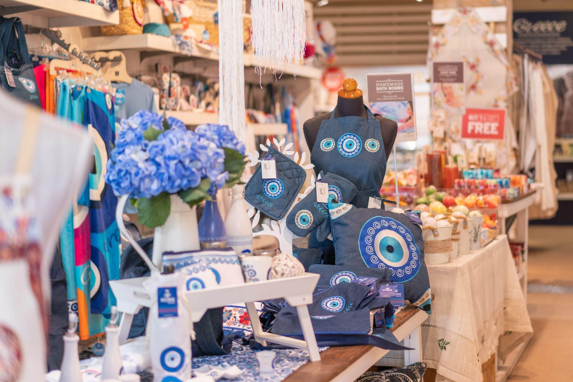 Shopping in Porto Heli