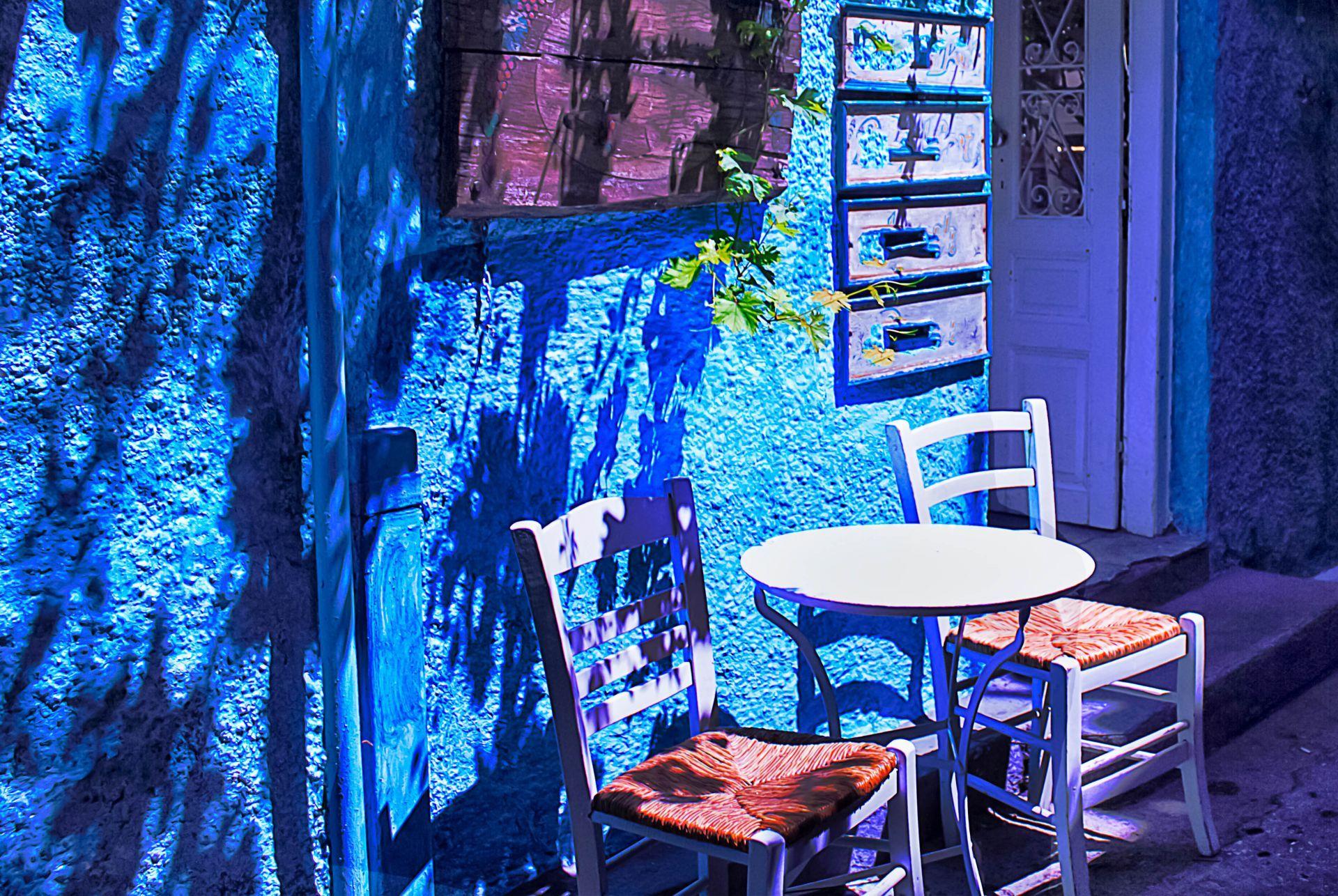 Cafes in Aegina