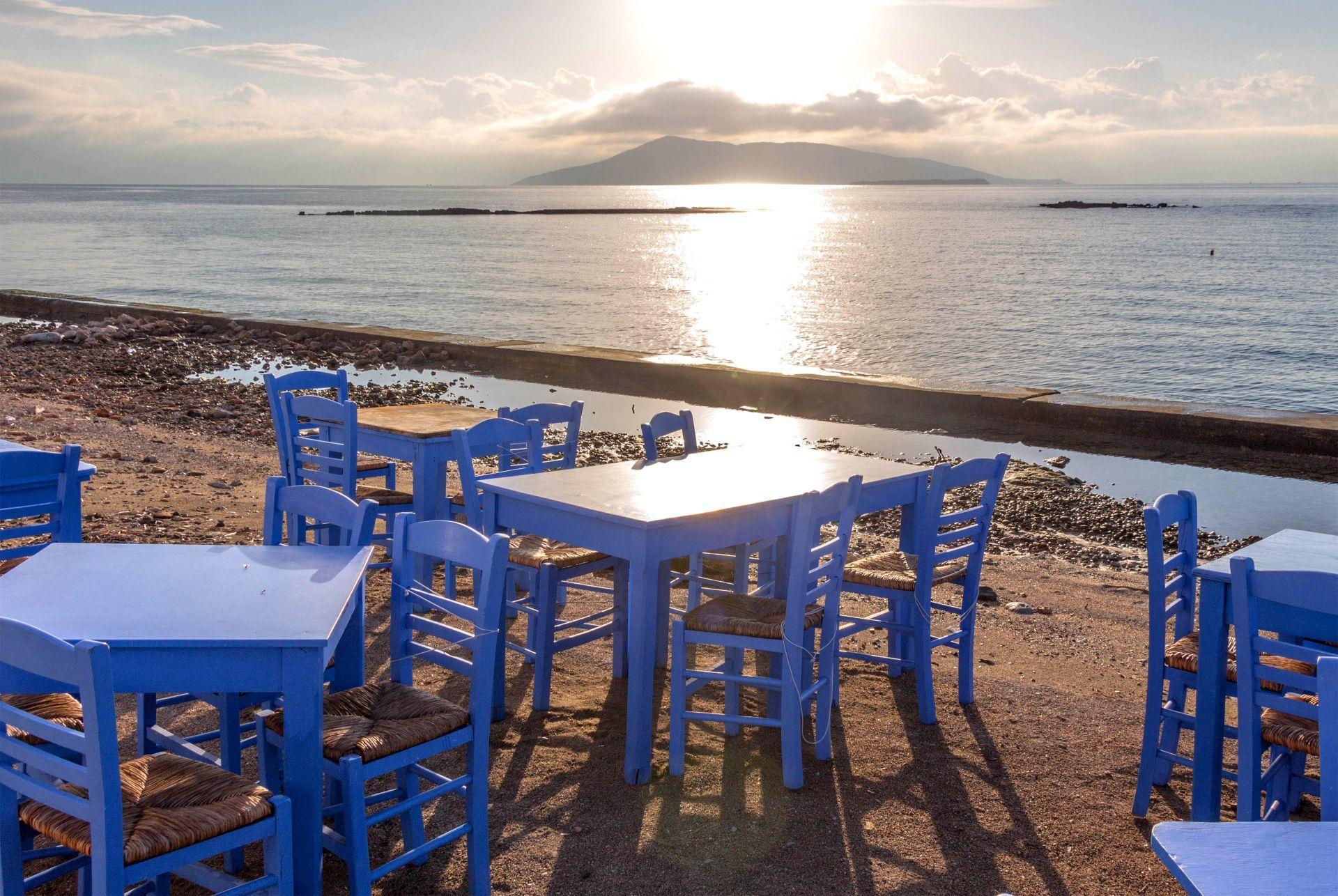 Restaurants in Aegina