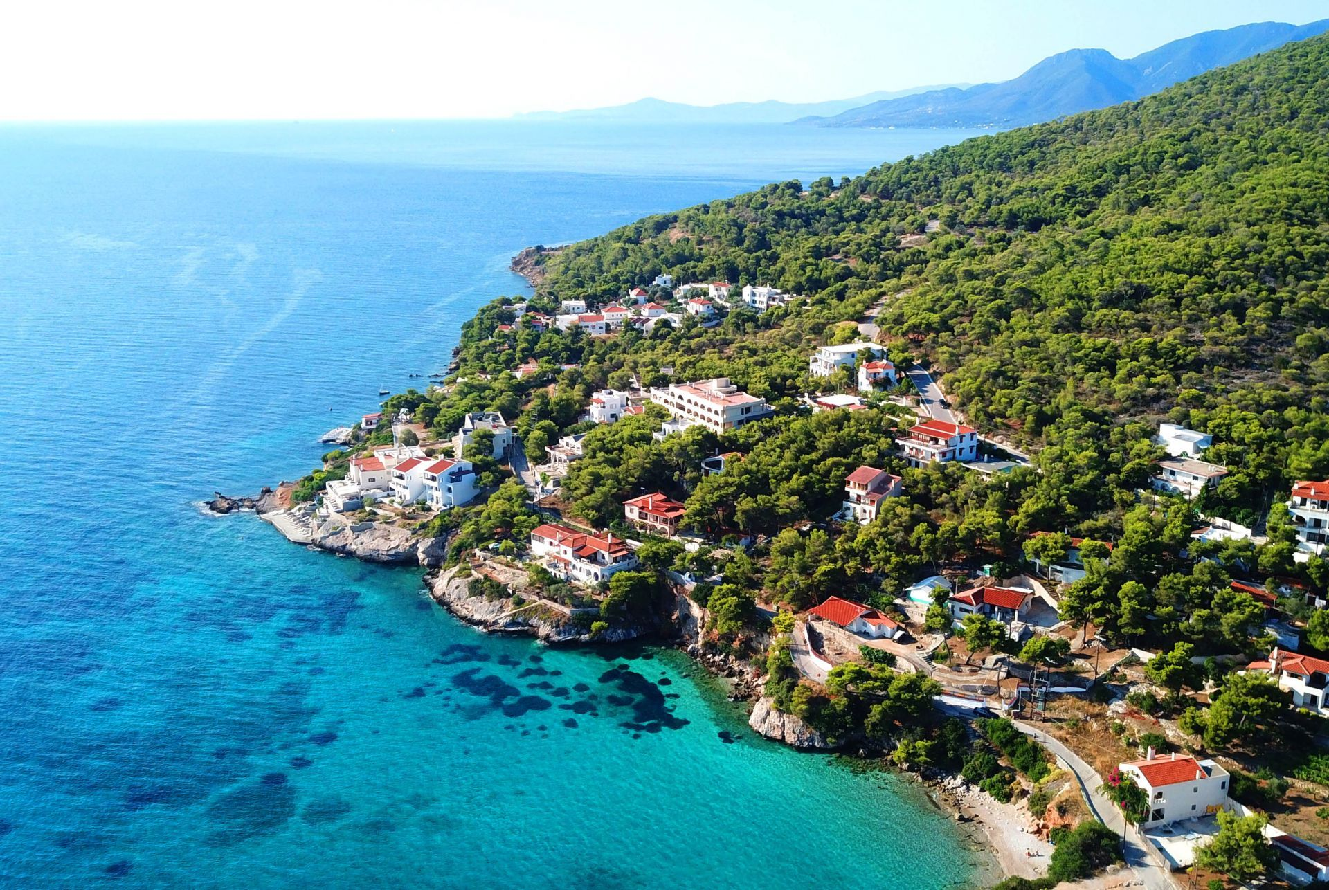 Accommodation and hotels in Agistri