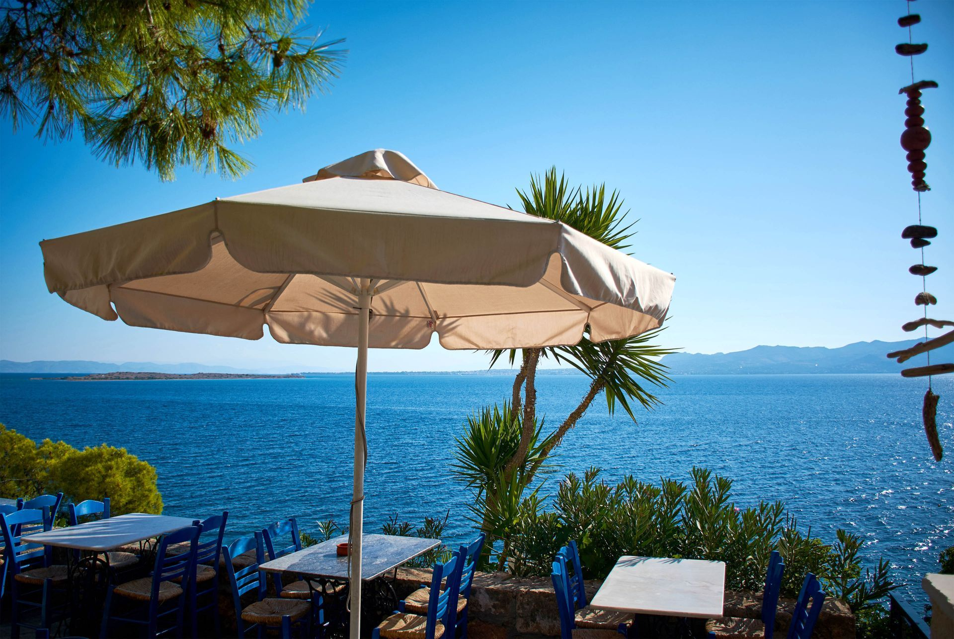 Places to eat and drink in Agistri