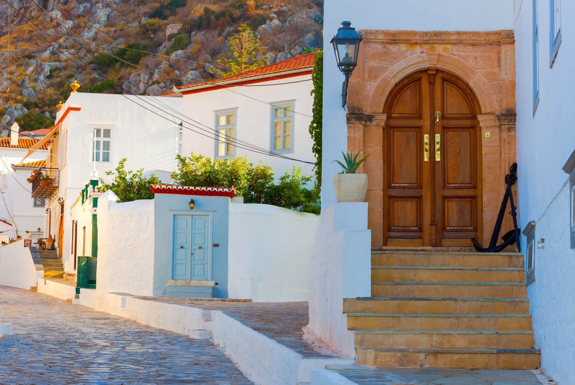 Accommodation and hotels in Hydra