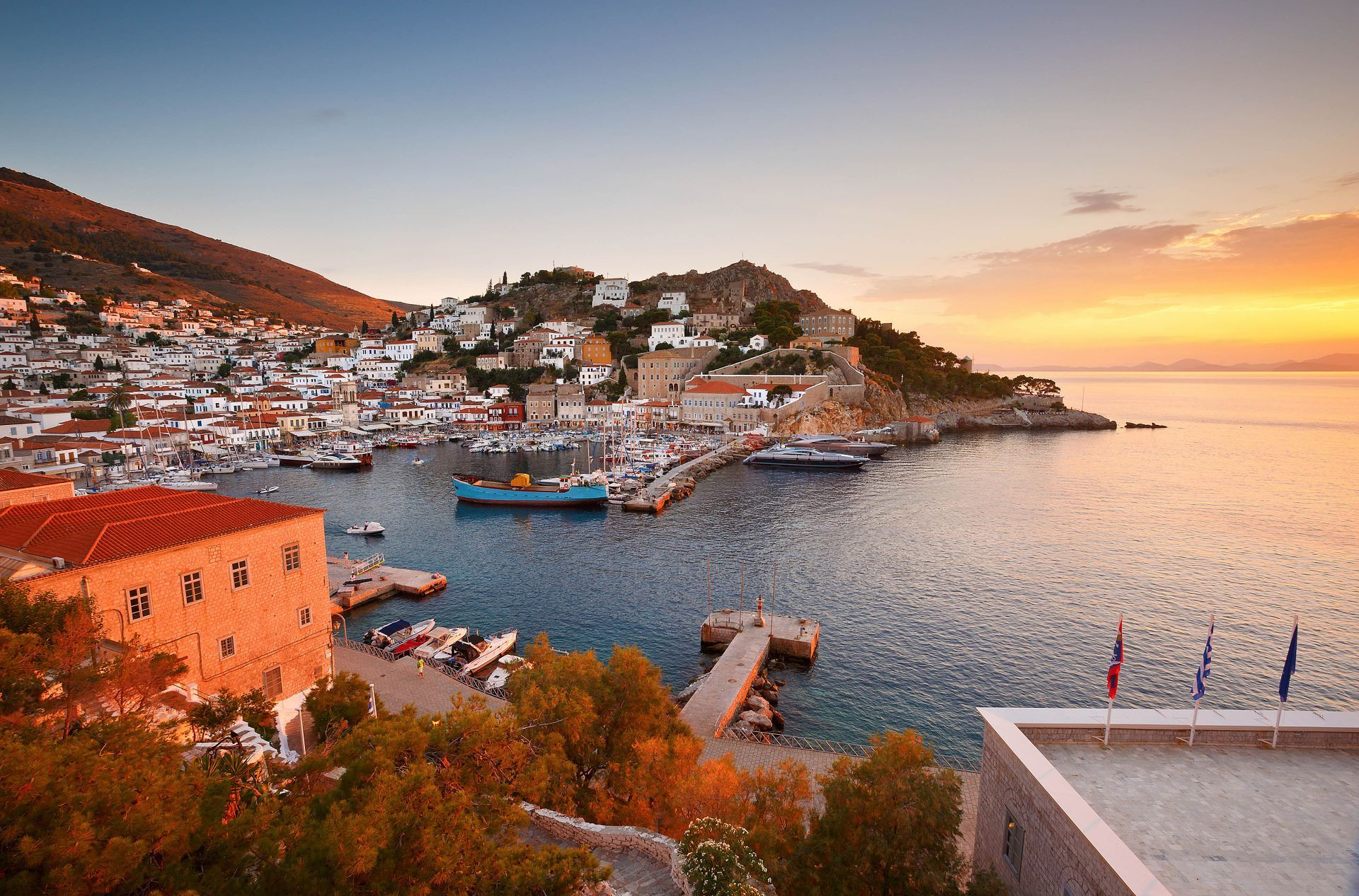 hydra greece news today