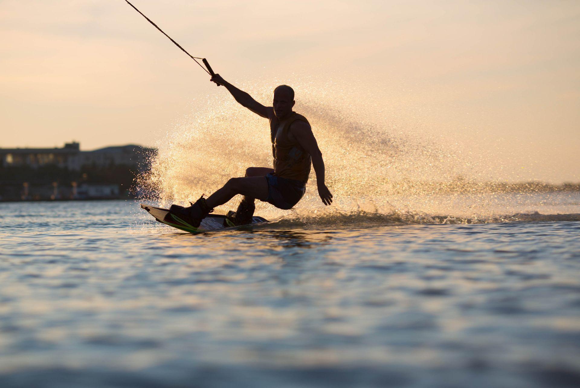 Sport activities in Poros