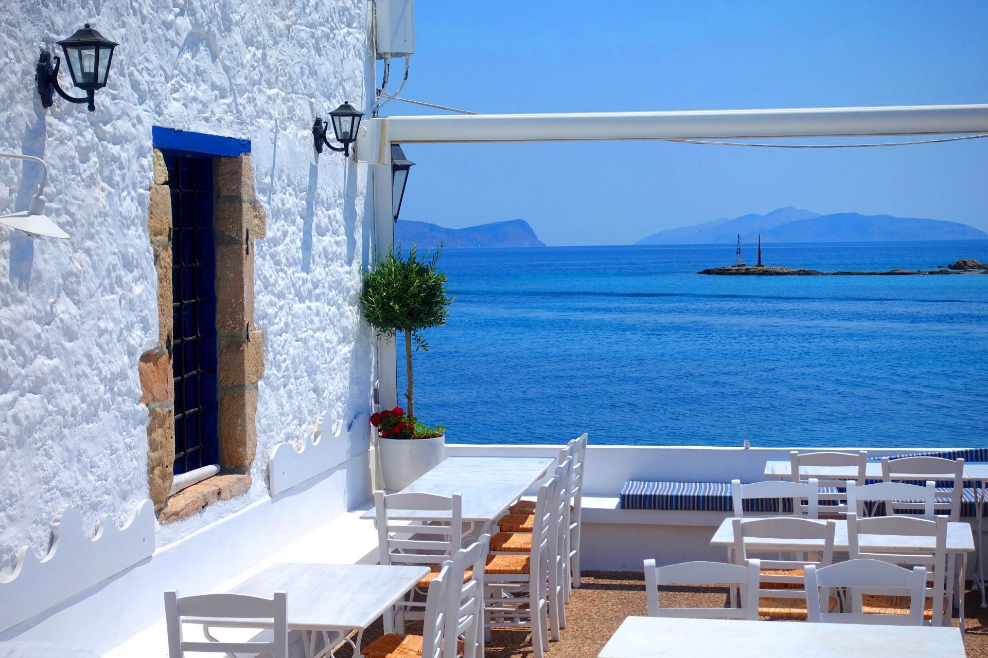 Places to eat and drink in Spetses
