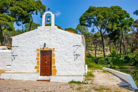 The Church of Agia Paraskevi