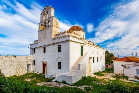 The Monastery of Agioi Pantes