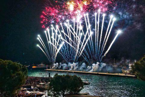 Armata festival, Spetses