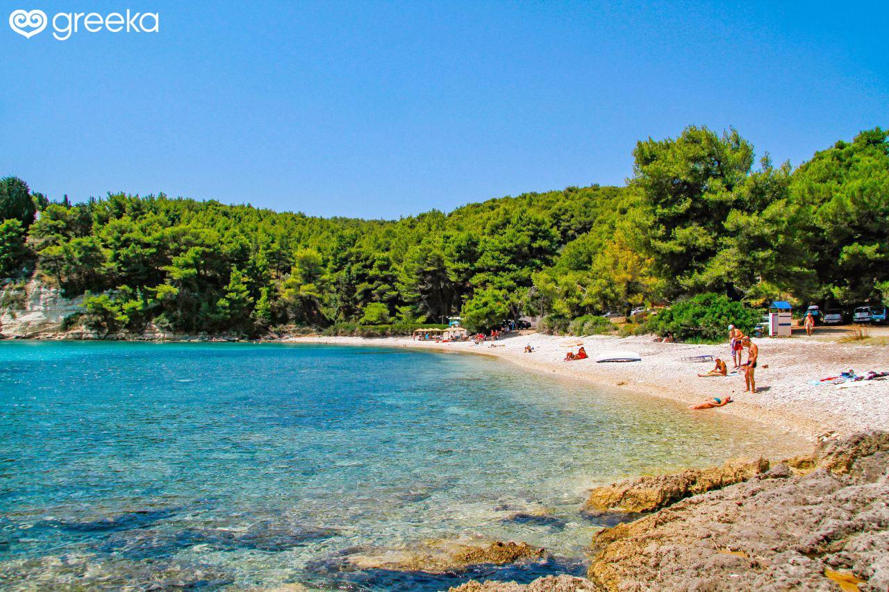 Best 18 Beaches in Alonissos island - Greeka.com