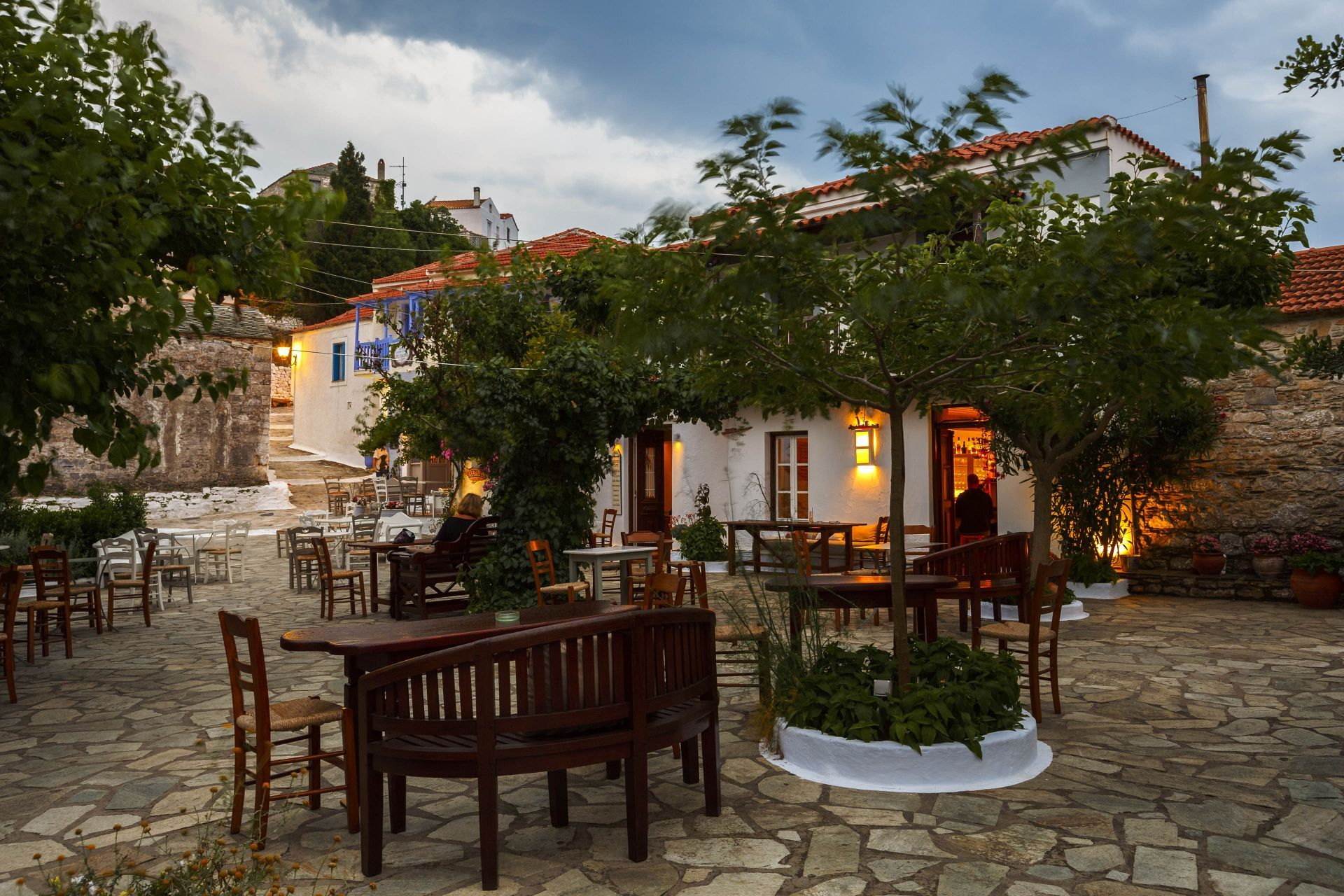 Cafes in Alonissos