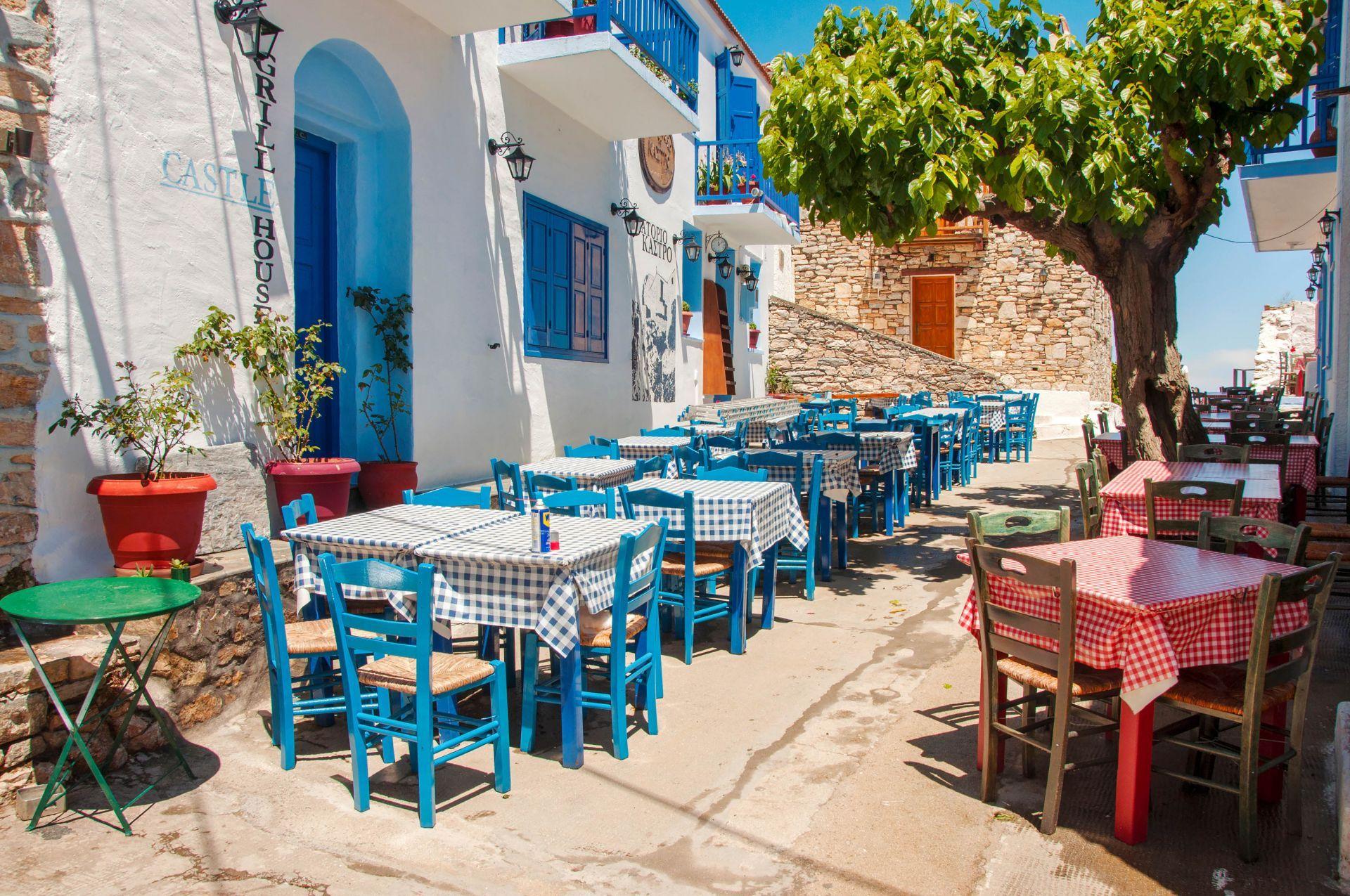 Restaurants in Alonissos