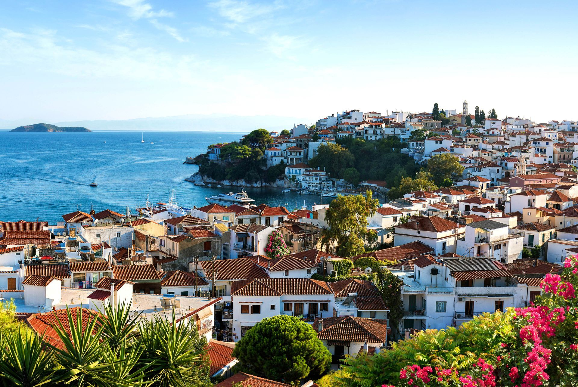 Accommodation and hotels in Skiathos