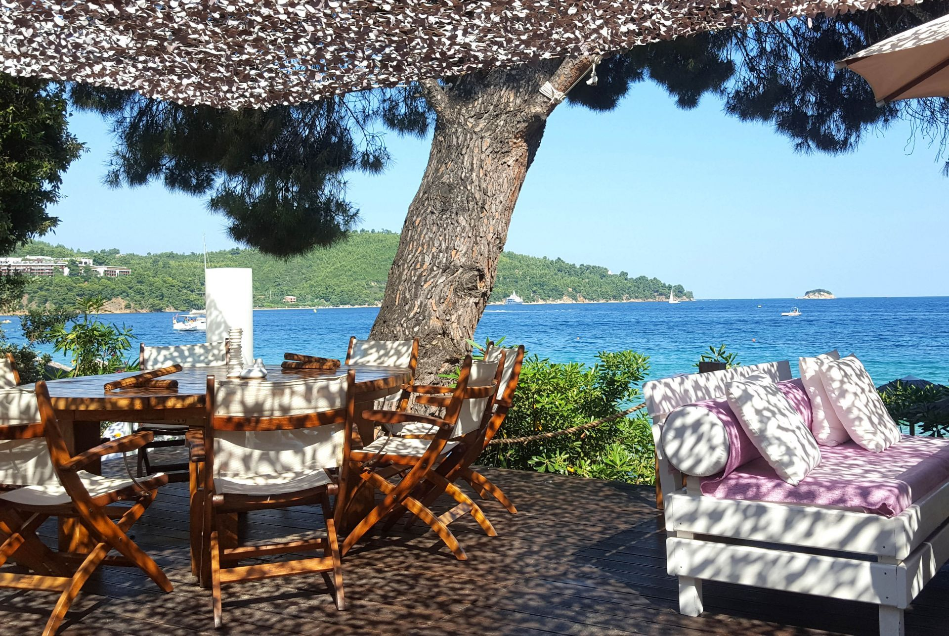 Places to eat and drink in Skiathos