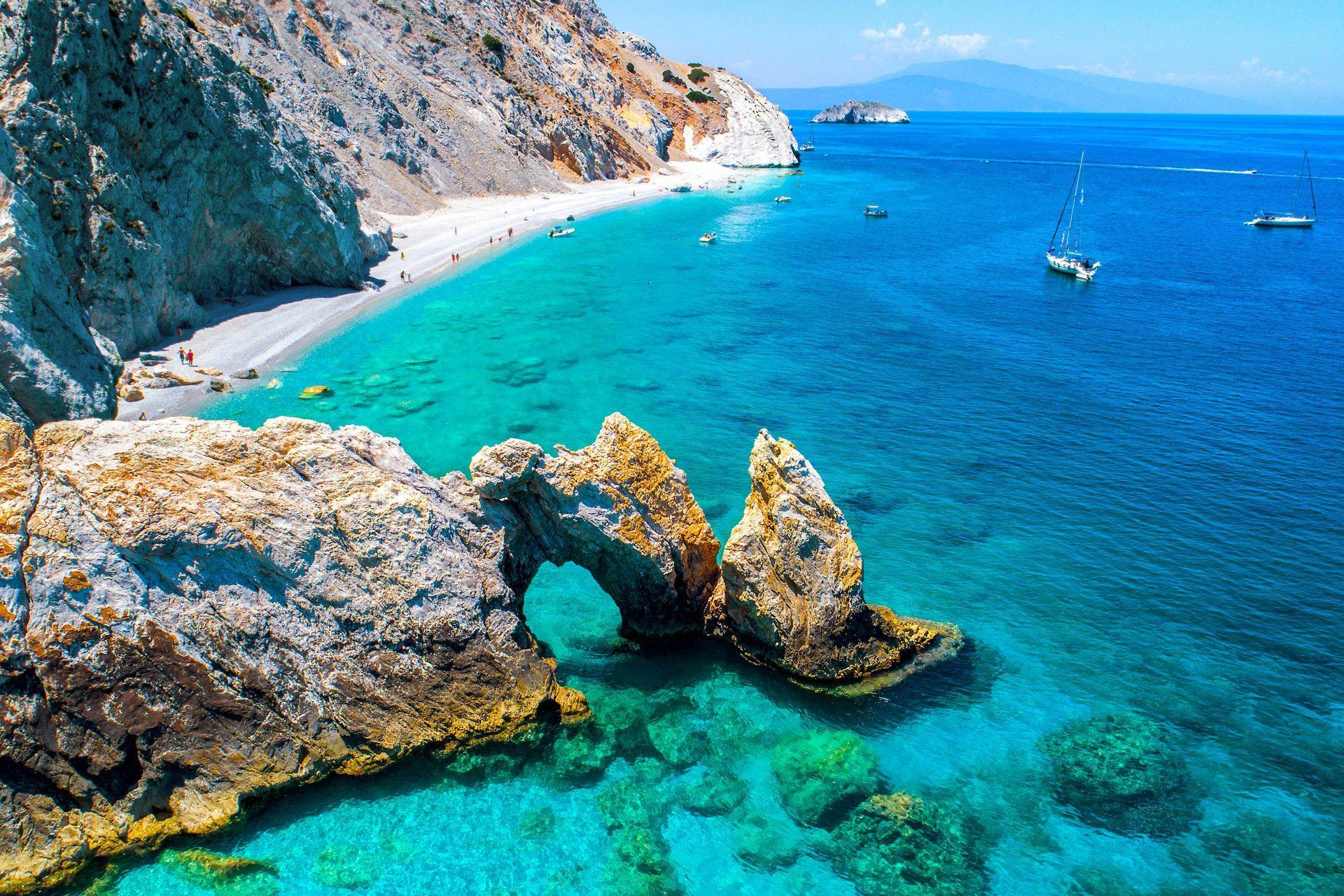 Skiathos Greece - Skiathos Travel guide | Greeka.com