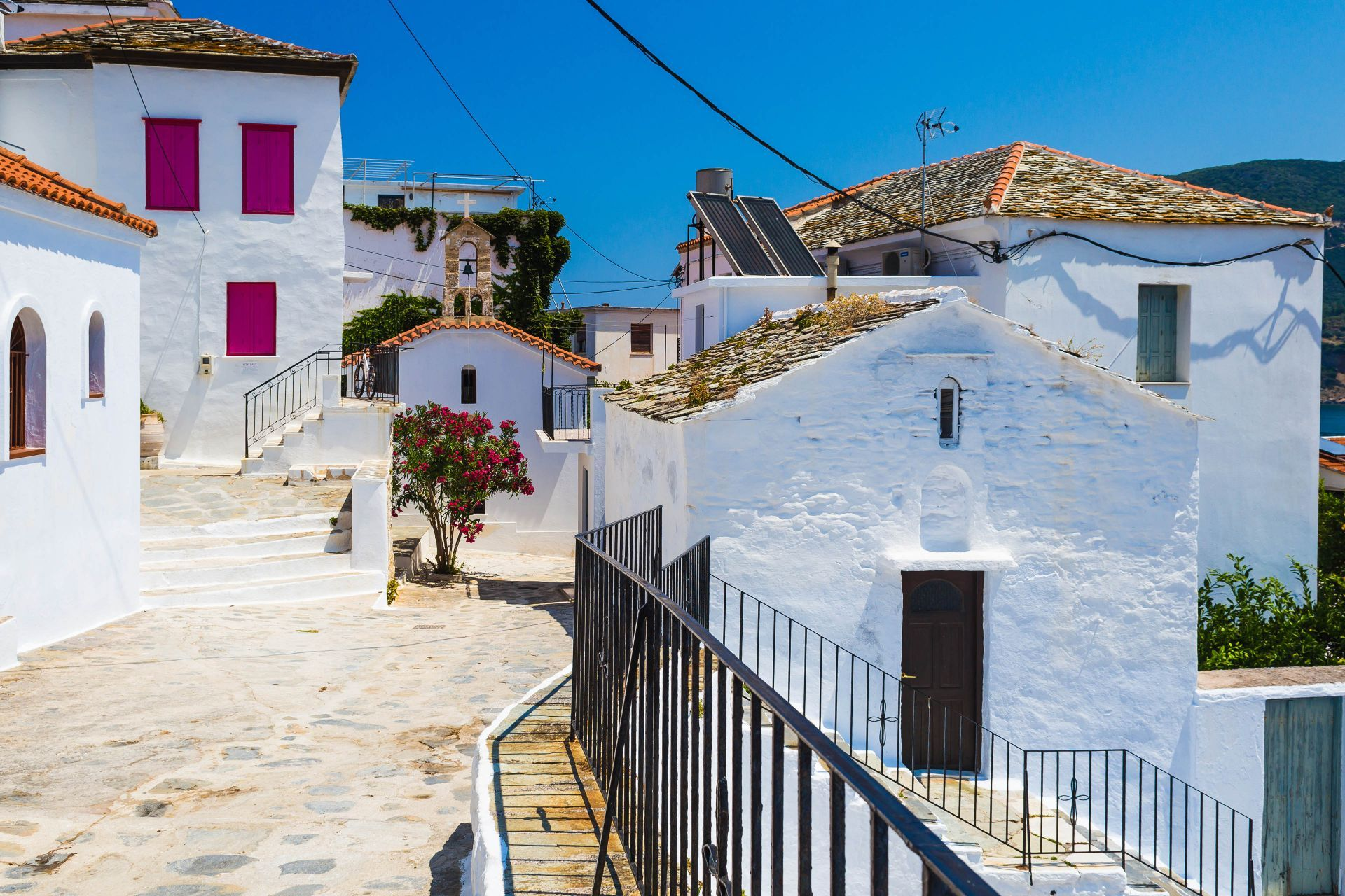 Accommodation and hotels in Skopelos