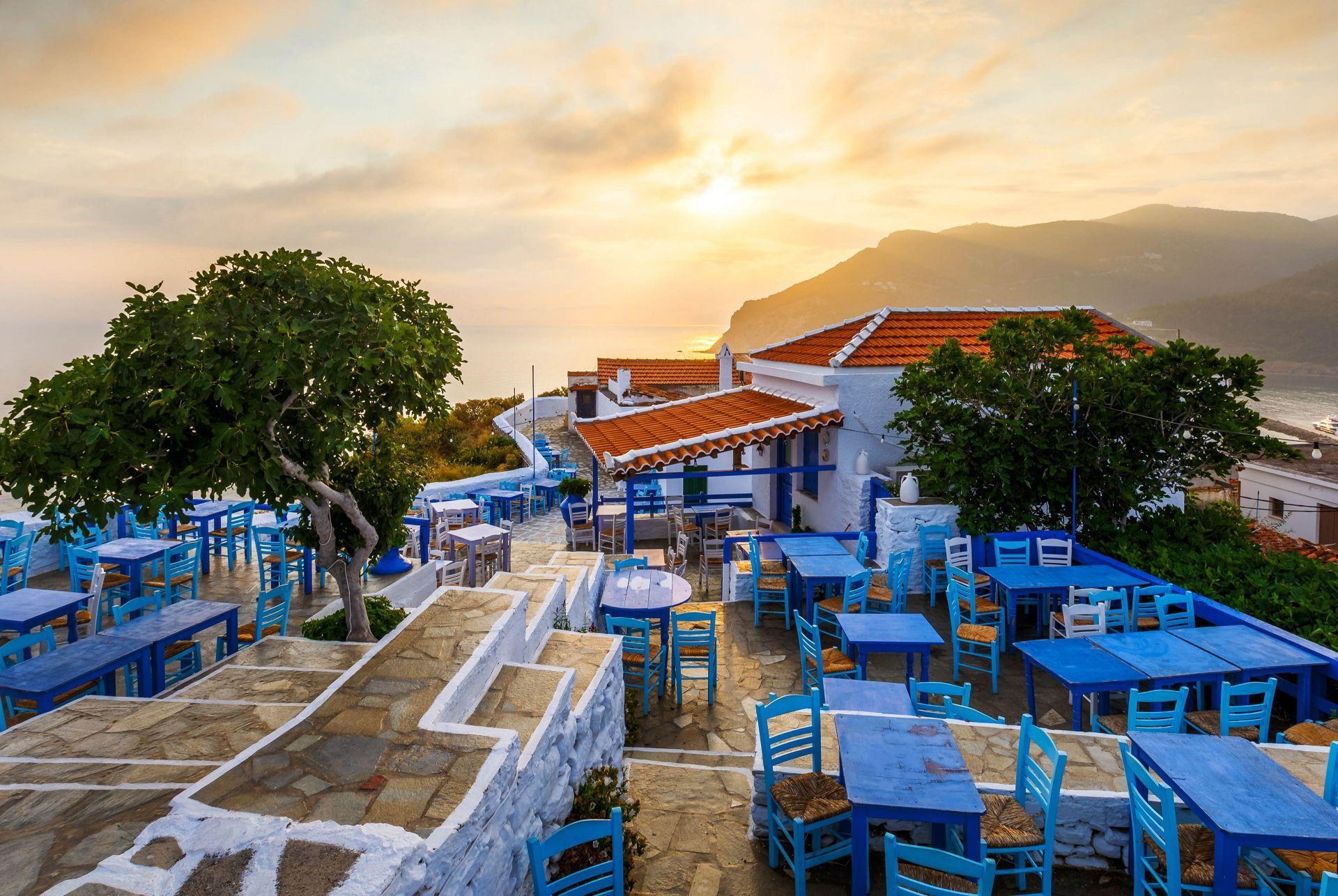 Restaurants in Skopelos