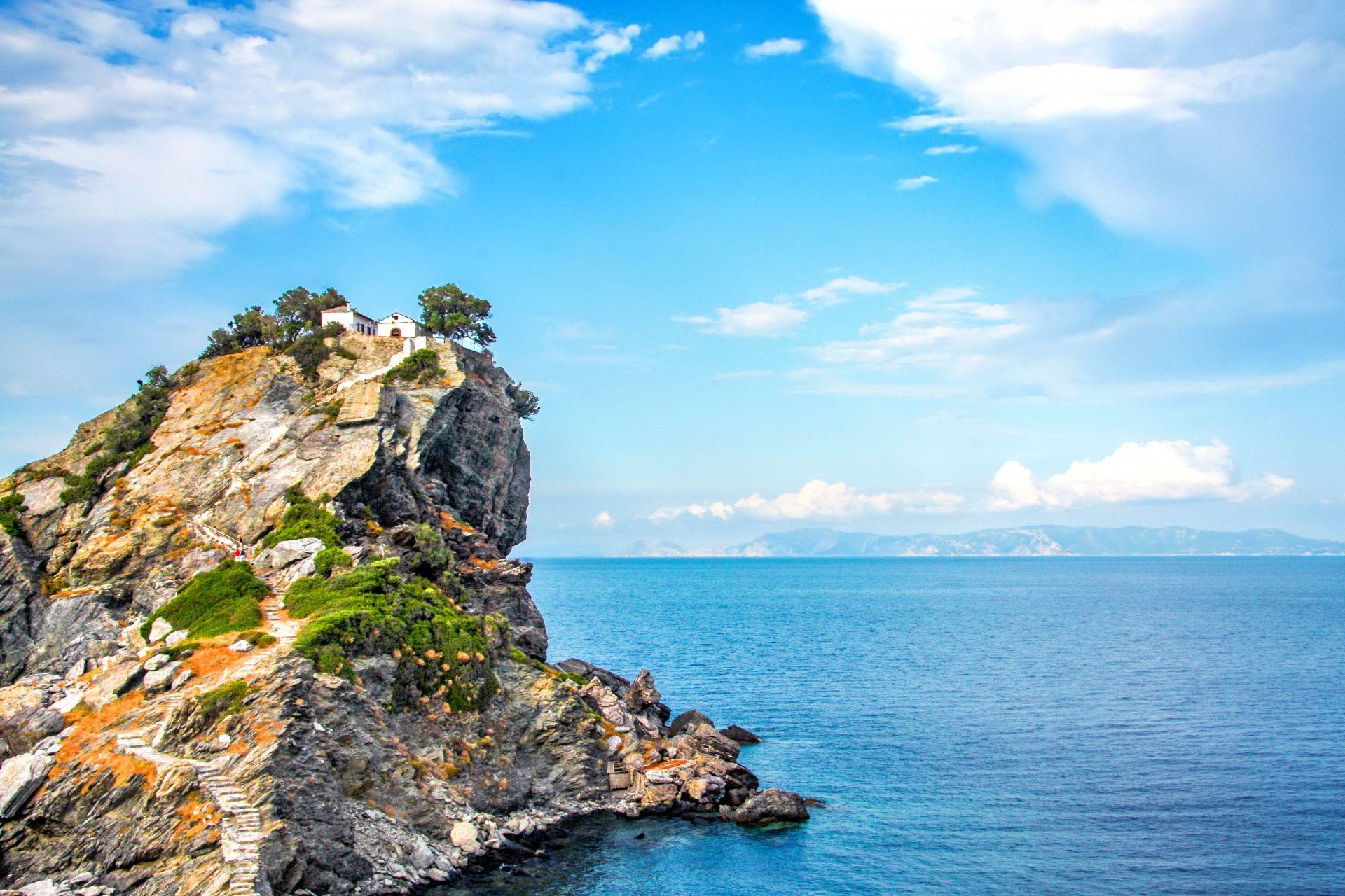Skopelos island: Mamma mia