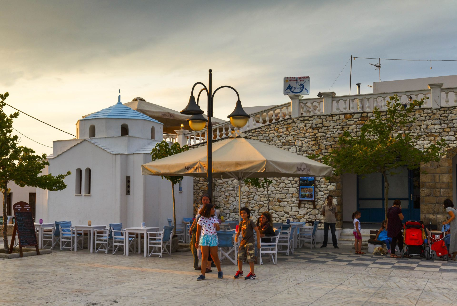Places to eat and drink in Skyros