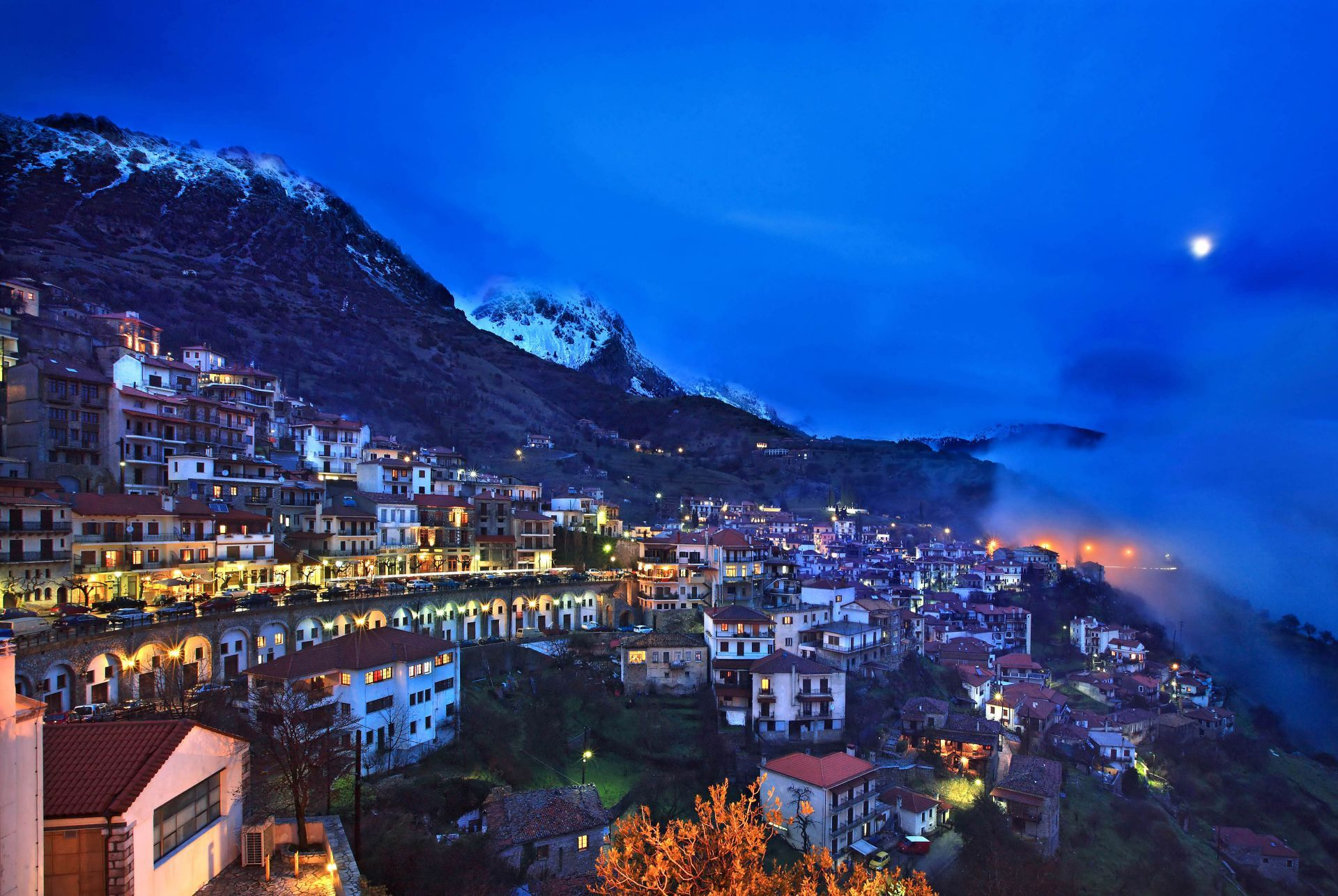 Accommodation and hotels in Arachova