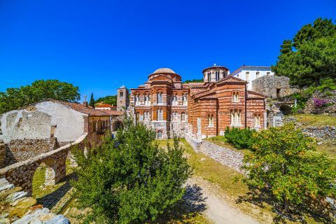 The Monastery of Osios Loukas