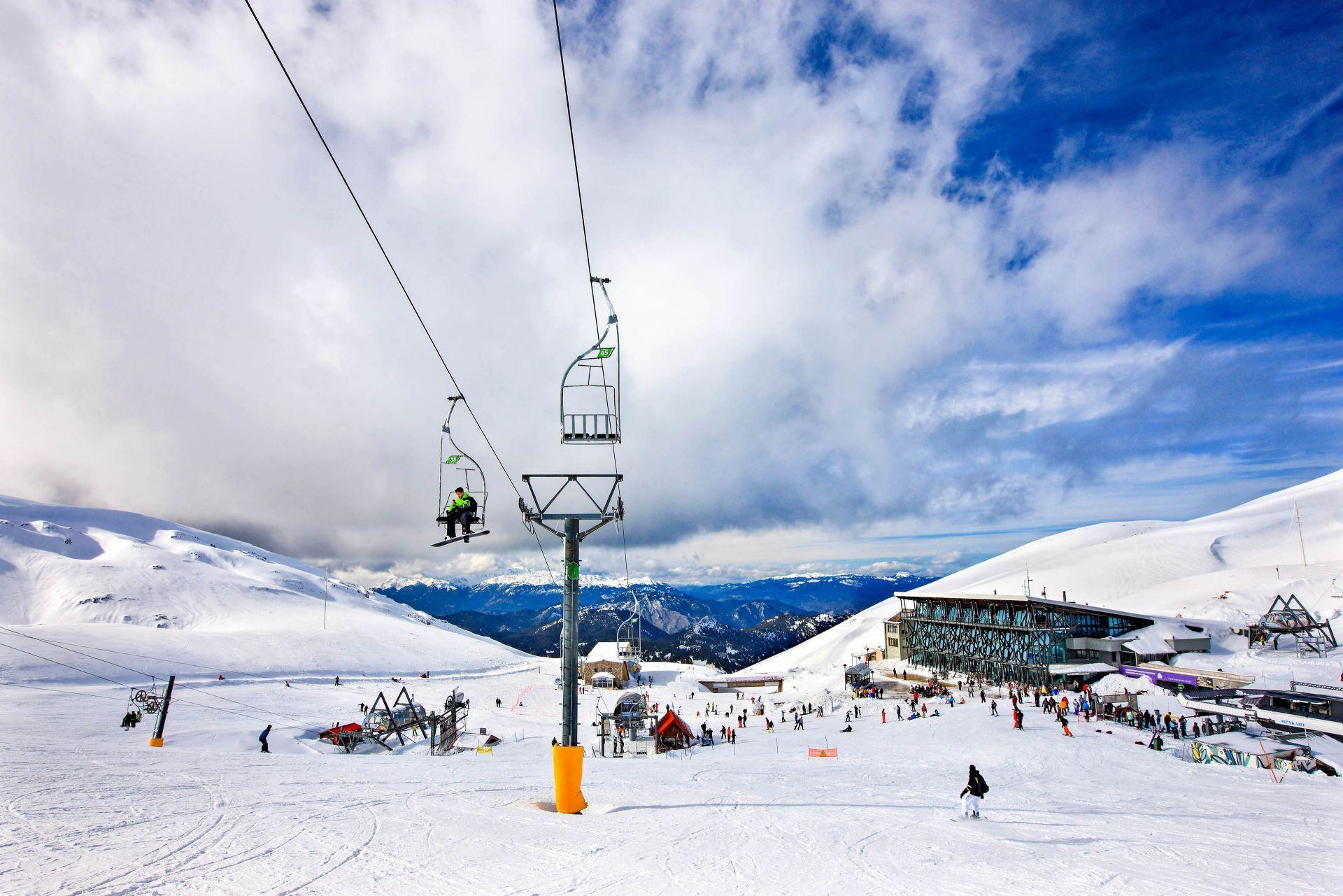 Arachova: Skiing and winter sports