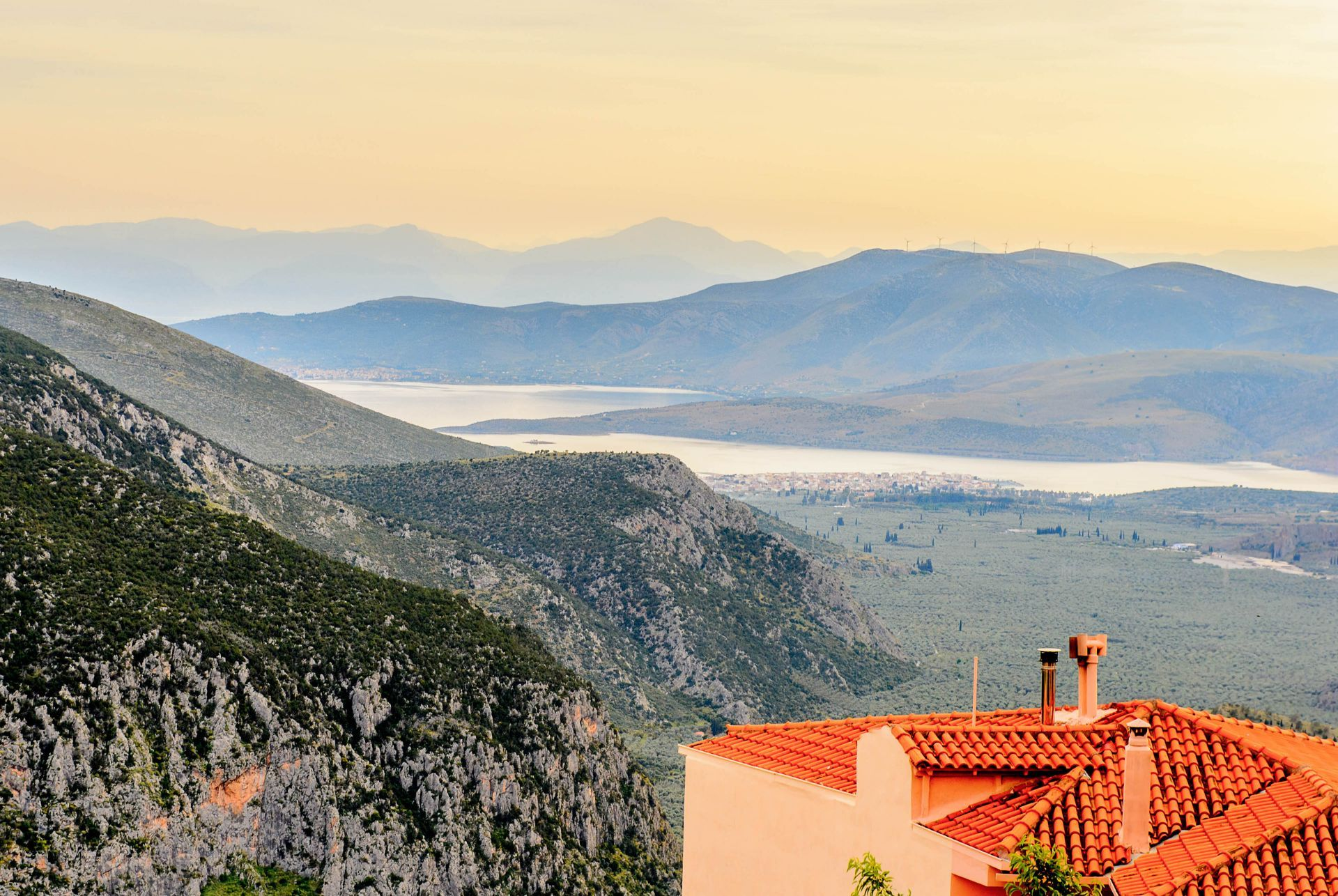Accommodation and hotels in Delphi