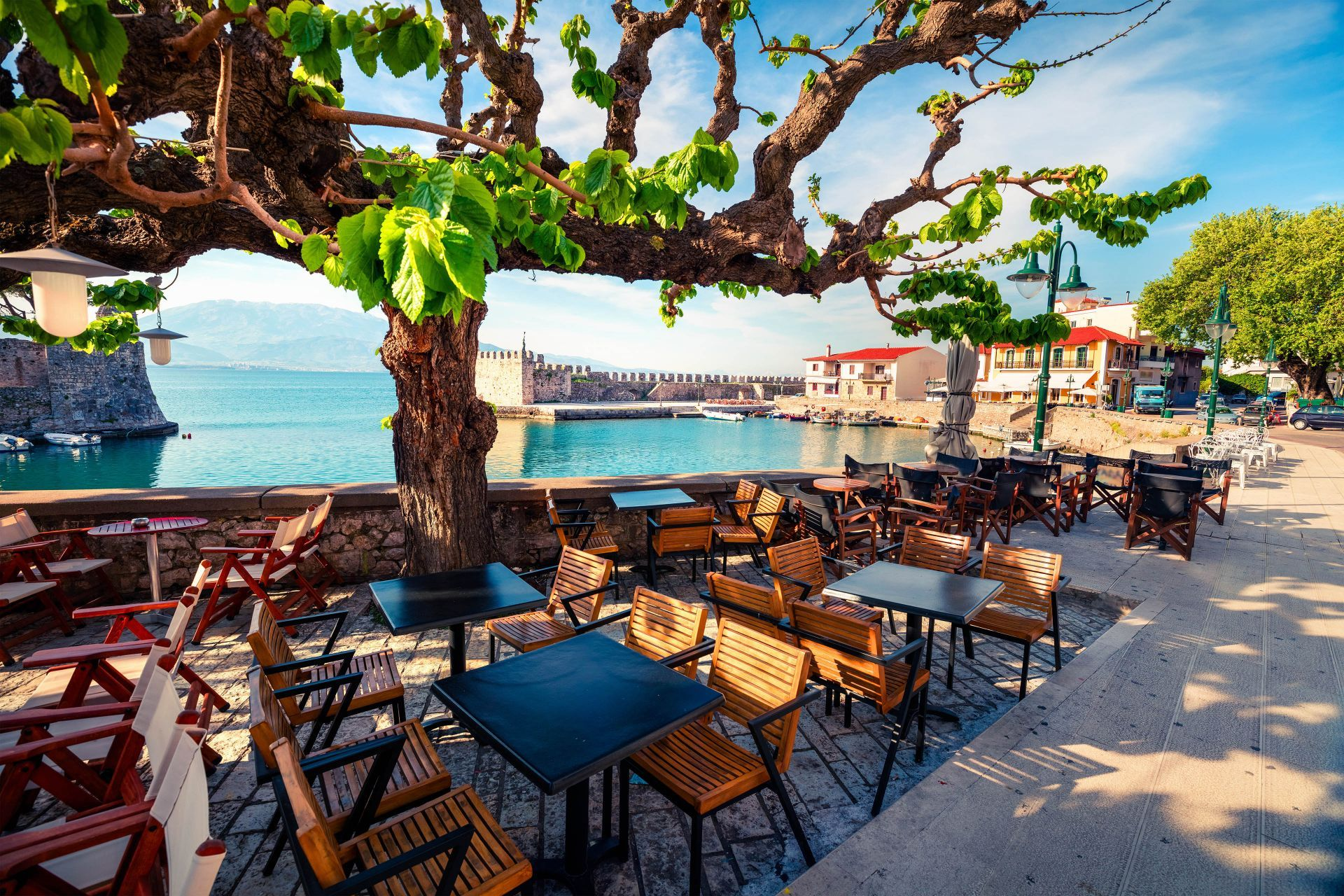 Places to eat and drink in Nafpaktos