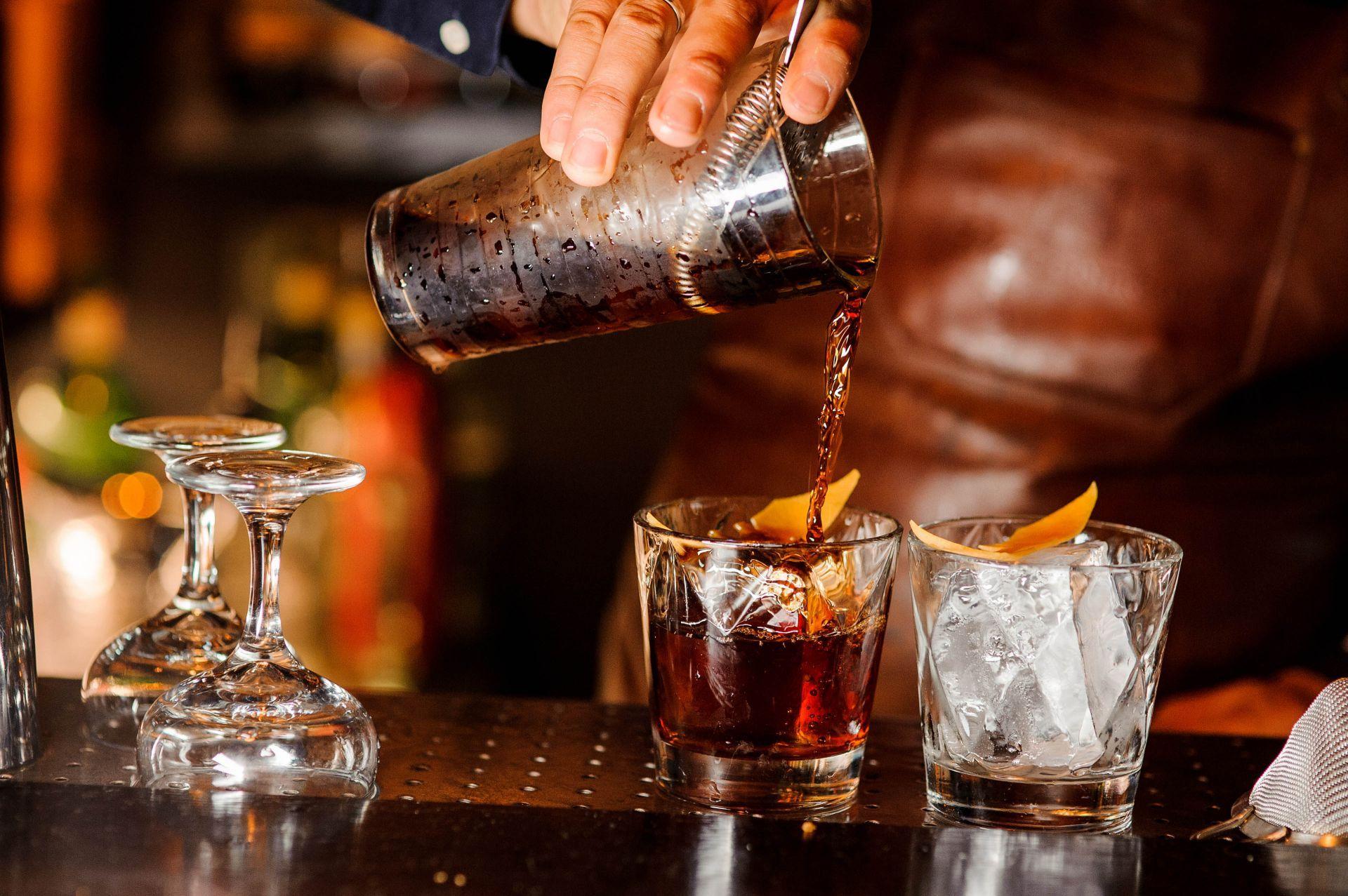 Bars in Meteora
