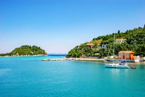 Cruise to Paxi Antipaxos and Blue caves in Corfu - Greeka com