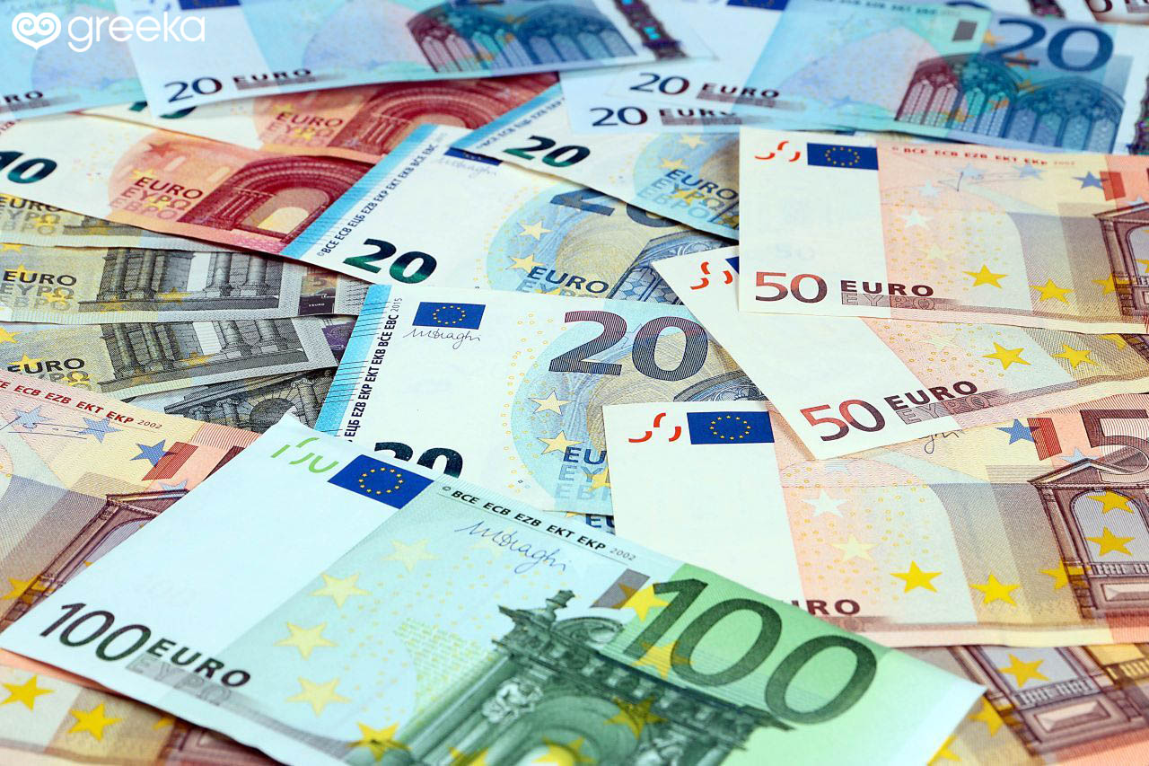 Money In Greece Currency And Atm