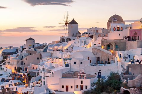 Cruise to Greek Islands and Turkey (4 days)