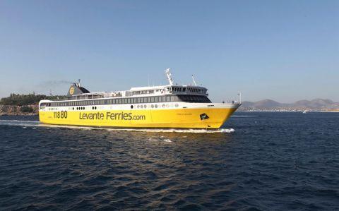 Ionian Group - Greek Ferry companies - Greeka com
