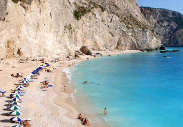 About Greece Beaches