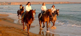 Heraklion horse riding