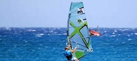 Ios windsurfing and kitesurfing