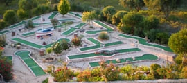 Mini Golf in Kefalonia
