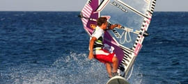 Kos windsurfing and kitesurfing