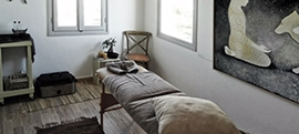 Massage in Paros