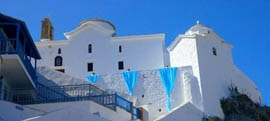 Painting courses in Skopelos